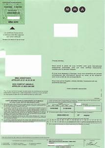 Carte Verte Assurance : num ro de carte verte constat pin attestation dassurance on pinterest devis assurance auto ~ Gottalentnigeria.com Avis de Voitures