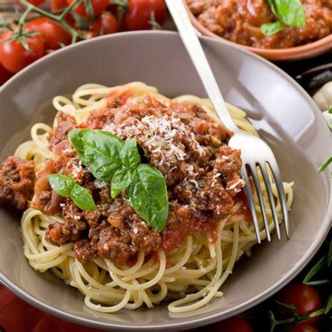 cuisine az recettes recherche recette pâtes à la bolognaise