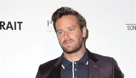 Armie Hammer Left a Film Role Over an Insane, Possibly ...