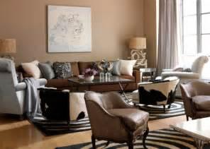 braune wandgestaltung eine braune wandgestaltung im wohnzimmer schaffen