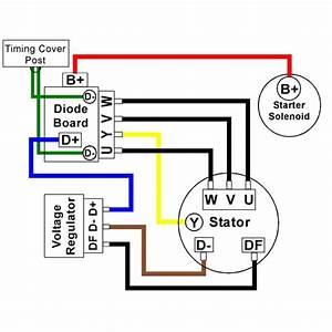 Enduralast Iii Charging System For Bmw Airhead And Moto Guzzi