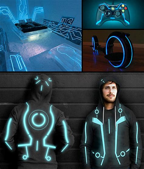 Geeky TRON-Inspired Gadgets - TechEBlog