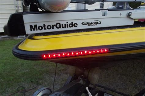 How To Install Boat Rub Rail Insert by Rub Rail Bluewater Leds Installed The Hull Truth
