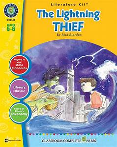 The Lightning Thief - Novel Study Guide