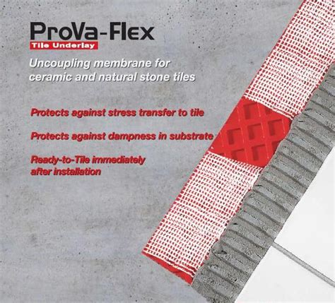 prova shower systems the premier waterproofing membrane schluter s systems kerdi alternative