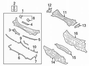 Hyundai Veloster Nozzle Assembly