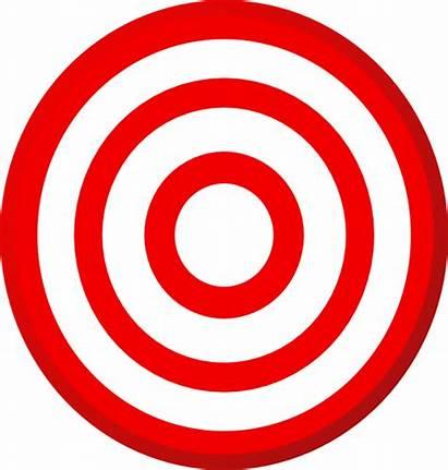 Clip Target Clipart Royalty Vector Clker Bullets