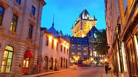 Quebec Chateau Bing Wallpaper Download
