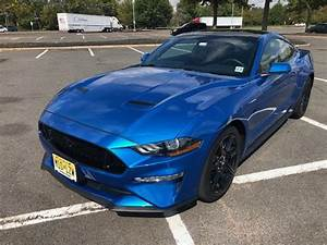New Jersey - 2020 Mustang GT velocity blue 10 speed auto | 2015+ S550 Mustang Forum (GT ...