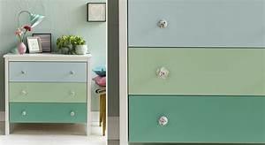 Commode À Peindre : exemples avant apr s commode relooker un meuble ~ Carolinahurricanesstore.com Idées de Décoration