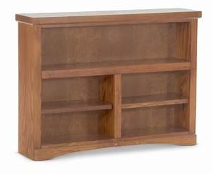 48 Wide Mission Bookcase By Furniture HOM Furniture