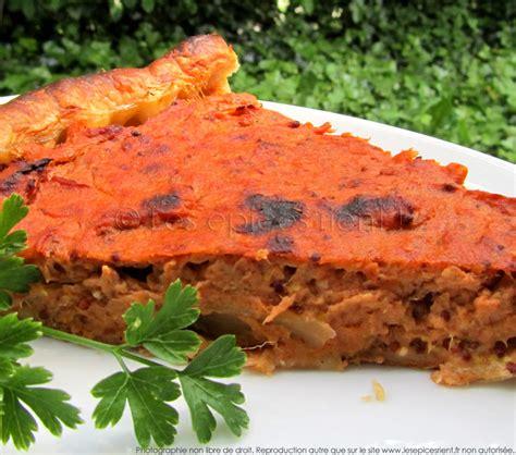 cuisiner le thon tarte au thon et à la tomate facile à préparer les
