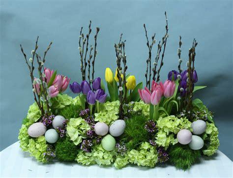 easter floral arrangements florist friday recap 3 16 3 22 easter s on its way