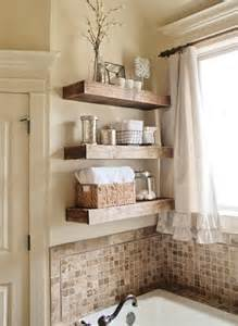 decorating your bathroom ideas best bathroom wall shelving idea to adorn your room homesfeed