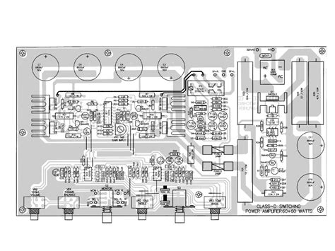 interesting class  amplifier design regulated