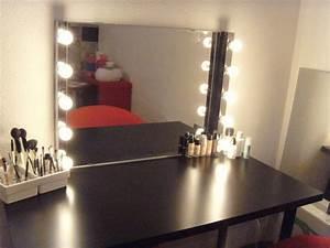 Schminktisch Selber Bauen : von schminktisch mit beleuchtung bauen spiegel theater ~ Watch28wear.com Haus und Dekorationen
