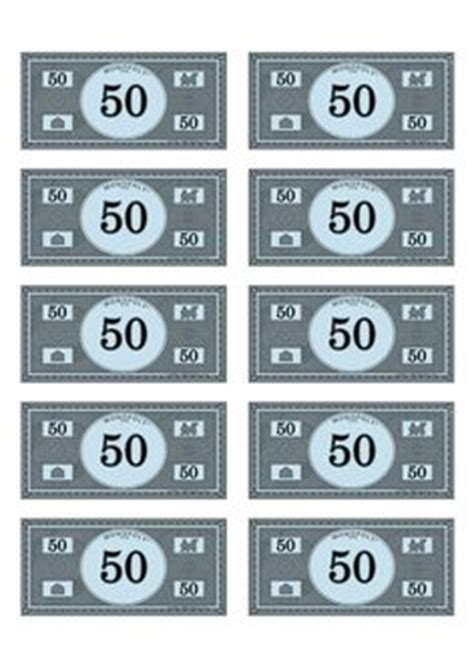 printable monopoly money printable  degree