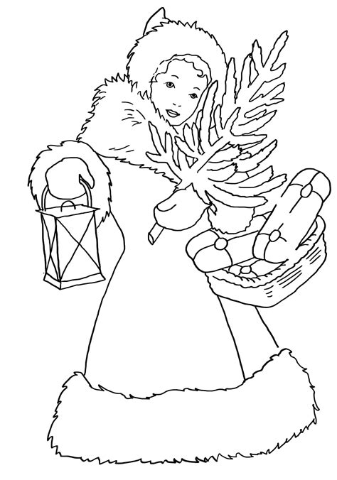 99+ [ Christmas Coloring Pages 4 Presents Christmas