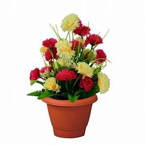 Kuber, Industries, Plastic, Plants, Flower, Pot, Brown, Set, Of, 1, Pc