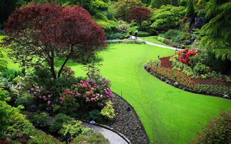 Garden Wallpaper by Beautiful Garden Walk Ways Wallpapers Beautiful Garden