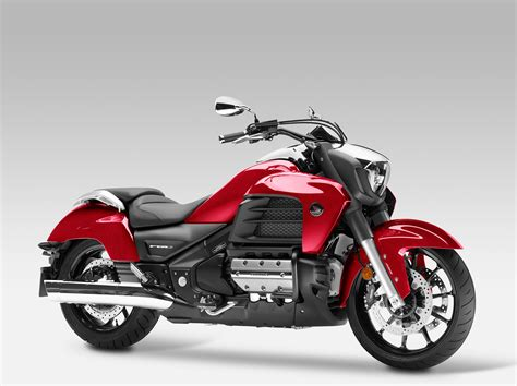 2015 Honda Gold Wing F6c Valkyrie Review