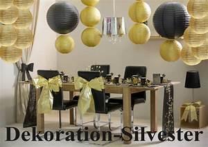 Silvester Dekoration Gastronomie : lampions dekoration silvester ~ Orissabook.com Haus und Dekorationen