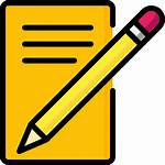 Icon Letter Write Icons Flaticon