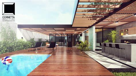 Casa In by Casa Ats Cornetta Arquitetura