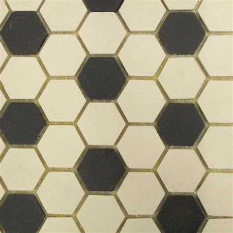 black hexagon floor tile bathroom black white hexagon floor tiles for my home pinterest mosaics colors and hallways