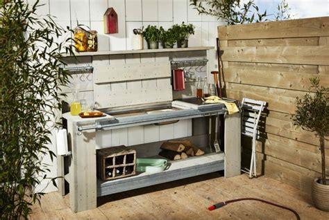 barbecue moderne et idées de cuisine extérieure pour l 39 été