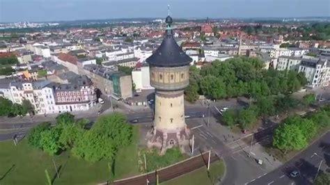 Wasserturm Nord In Halle Saale Youtube