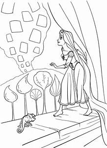 Rapunzel Coloring Pages Best Coloring Pages For Kids