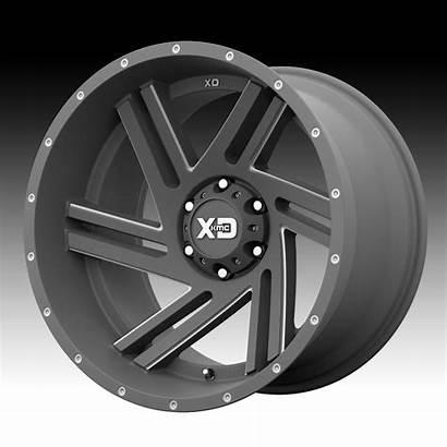 Xd Kmc Wheels Series Gray Rims Swipe