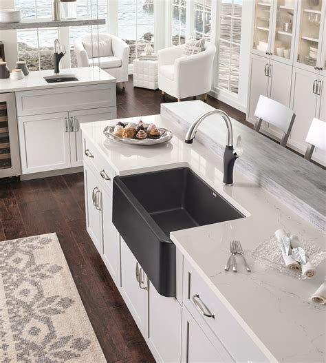 silgranit kitchen sinks benefits of a silgranit 174 kitchen sink erenovate 2218