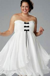black and white wedding dresses plus size wedding and With plus size black and white wedding dresses