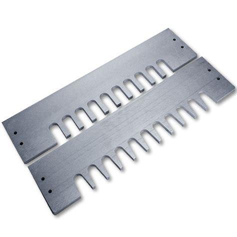 dovetail template router jigs templates hart design gfk1200 through dovetail template set 12
