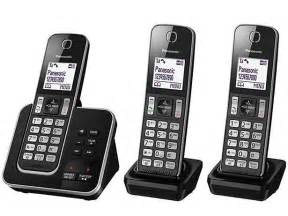 cordless phone reviews panasonic kx tgd323 cordless phone review which