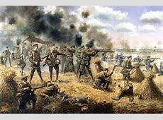 The Battle of Mons August 1914 Cheshire Military Museum