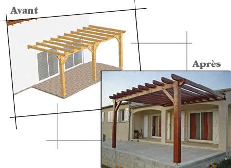 permis de construire pour pergola sercob escalquens fabricant charpente bois ossature bois pergola vente bois