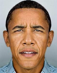 Barack Obama - Amabo Kcarab   Face 2 Faces