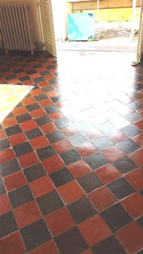 sealing quarry tiles   Bedfordshire Tile Doctor