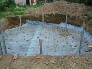 Protection Sol Pour Travaux : piscine bois semi enterr e conseil astuces montage installation ~ Melissatoandfro.com Idées de Décoration