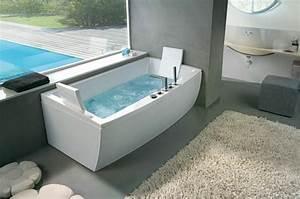 Baignoire D Angle Pas Cher : faites vous le plaisir de la baignoire jacuzzi ~ Dailycaller-alerts.com Idées de Décoration