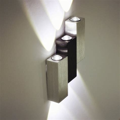 applique da interno deckey lada da parete applique led up 6w da