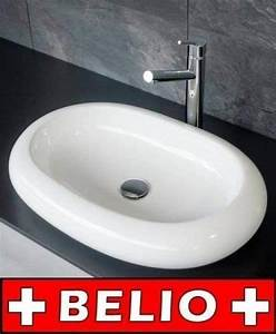 Waschbecken Oval Aufsatz : neu aufsatz waschbecken lavabo oval in tr llikon kaufen bei ~ Orissabook.com Haus und Dekorationen