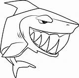 Coloring Shark Jam Animal Happy Printable Games Coloringonly Sheets Coloringpages101 Categories sketch template
