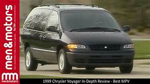 1999 Chrysler Voyager In-depth Review - Best Mpv