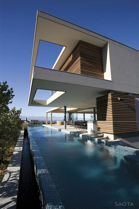 contemporary beachfront home  south africa idesignarch