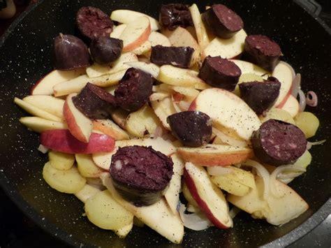 comment cuisiner le boudin blanc papillotes de boudin blanc aux deux pommes châtaignes