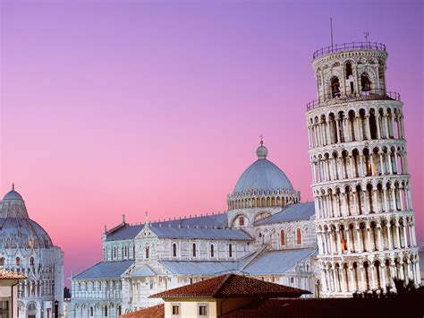travel around italy pisa florence and rome